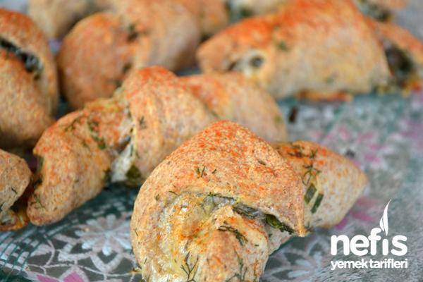 Soğanlı Peynirli Çörek Tarifi