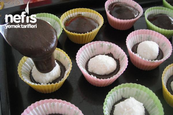 Sürpriz Muffin Tarifi 3