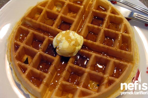 Waffle ve Pancake Hamuru Tarifi - Nefis Yemek Tarifleri