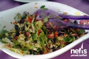 Karışık Salata Tarifi