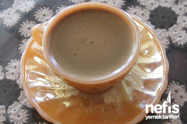 Latte Kahve Tarifi