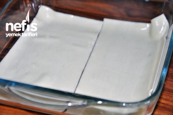 Lazanyadan Su Böreği Tarifi 4