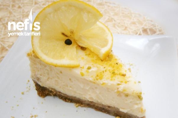 Limonlu Cheesecake 4