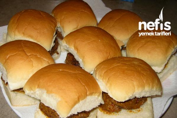 Minik Hamburger Köfte 3
