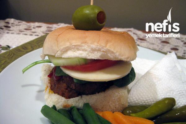 Minik Hamburger Köfte