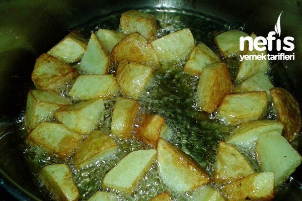 Patatesli Patlıcan Yemeği 2