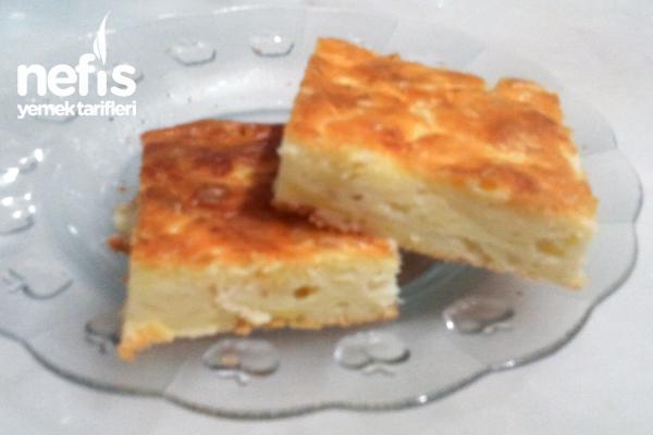Patatesli Kek Yapımı Tarifi