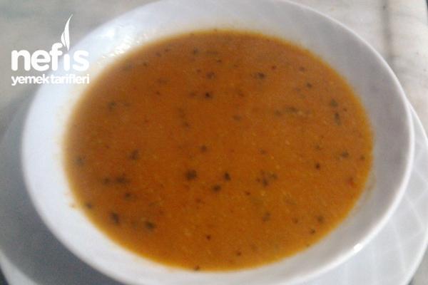 Tarhana Çorbası Yapımı Tarifi
