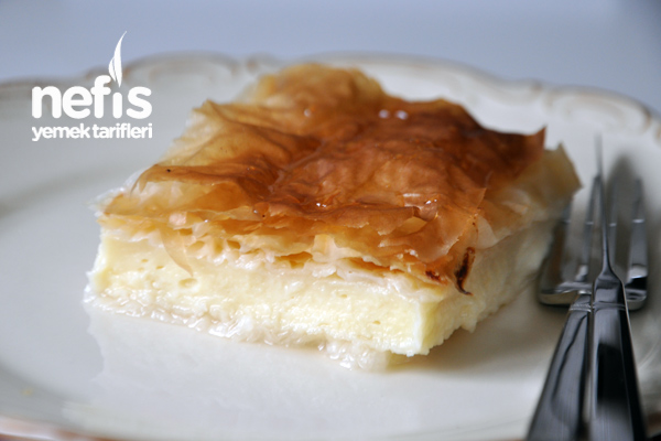 Yalancı Laz Böreği Tarifi 4
