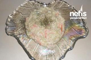 Yoğurtlu Mayonezli Patates Salatası Tarifi