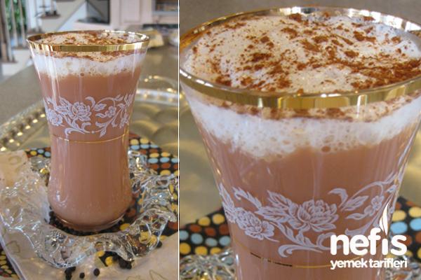 Baharatlı Chai Latte Tarifi