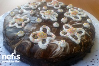 Çikolatalı Pasta Yapımı Tarifi
