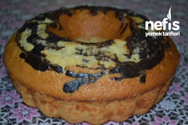 Gazozlu Kek Tarifi Fotoğrafı 2