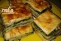 Ispanaklı Börek (Hazır Yufkadan) Tarifi