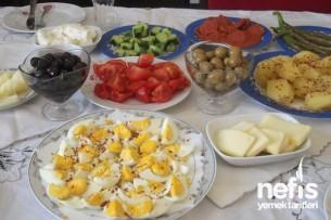 Kahvaltı Menüsü 6 Tarifi
