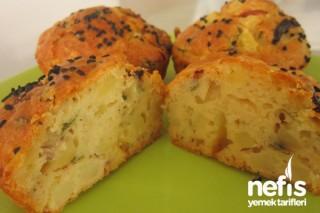 Kahvaltılık Muffin Tarifi
