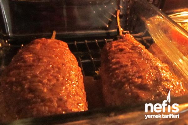 Köfte Mantolu Patlıcan1