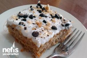 Kremşantili Havuçlu Kek Fotoğrafı