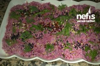 Pancarlı Kabak Salatası Tarifi