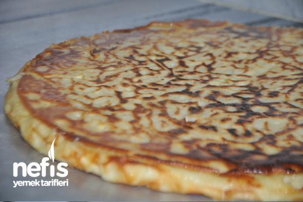 Peynirli Su Böreği Tarifi pişmiş hali