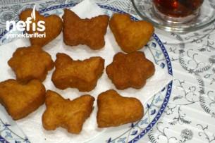 Pratik Çay Lokması Tarifi