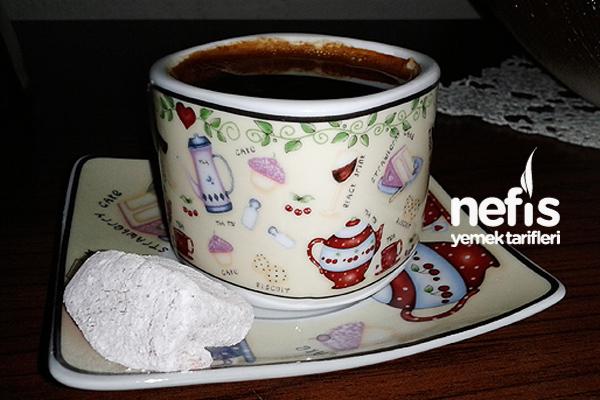 Sakızlı Türk Kahvesi Tarifi