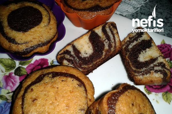 Zebra Muffinler Fotoğrafı 4