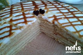 Amonyaklı Yaş Pasta Tarifi