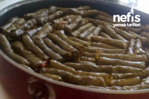 recipe: yaprak sarma tarifi [9]