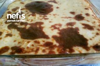 Beşamel Soslu Spagetti Tarifi