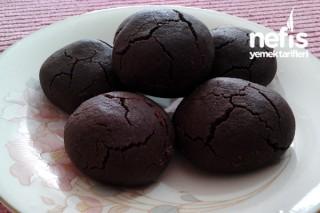 Çikolatalı Soslu Kurabiye Tarifi
