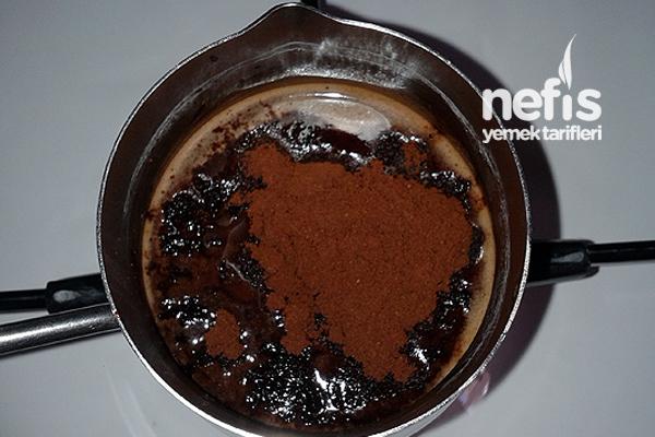 Çikolatalı Türk Kahvesi 3