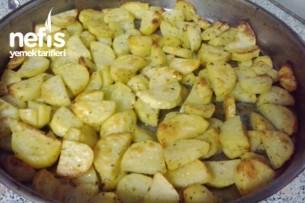 Fırında Baharatlı Patates Yapımı Tarifi