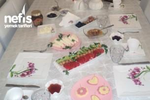 Kahvaltı Masası 2 Tarifi
