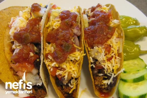 Kıymalı Taco 1