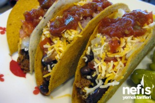 Kıymalı Taco Tarifi