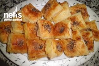 Patatesli ve Kıymalı Çıtır Sodalı Börek  Tarifi