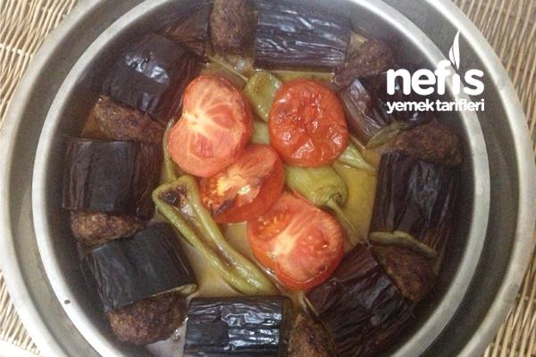 Patlıcan Kebabı Yapımı Tarifi