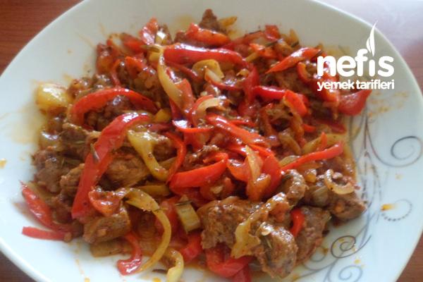 Sebzeli Et Sote - Nefis Yemek Tarifleri