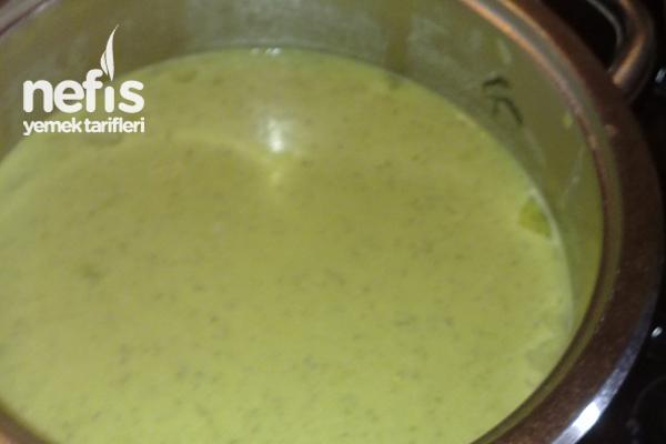 Bezelye Çorbası 2