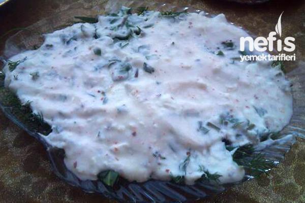 Dereotlu Semizotu Salatası Tarifi
