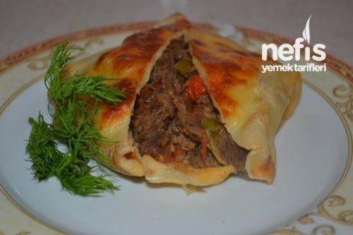 Etli Krep - Nefis Yemek Tarifleri