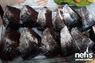 Kakaolu Islak Kek Yapılışı Tarifi