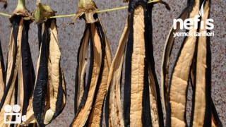 Kışlık Patlıcan Kurutma Videosu Tarifi