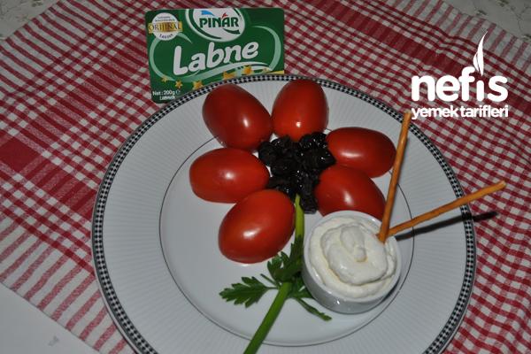 Labneli Aşk Çiçeği Tarifi