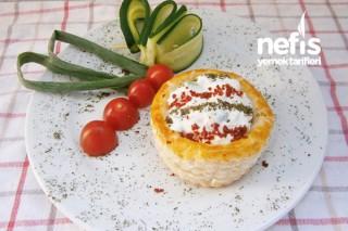 Milföy Kasesinde Soğuk Salata Tarifi