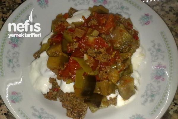 Patlıcanlı Tirit Tarifi
