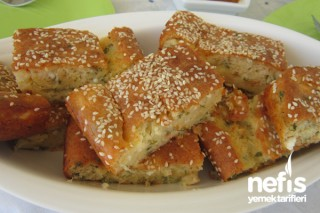 Peynirli Kek Tarifi Yapımı (videolu)