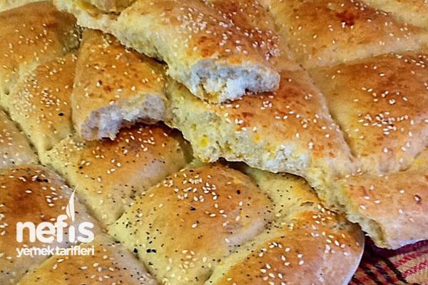 Peynirli Ramazan Pidesi Tarifi
