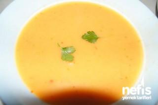 Sebzeli Çorba Yapımı Tarifi